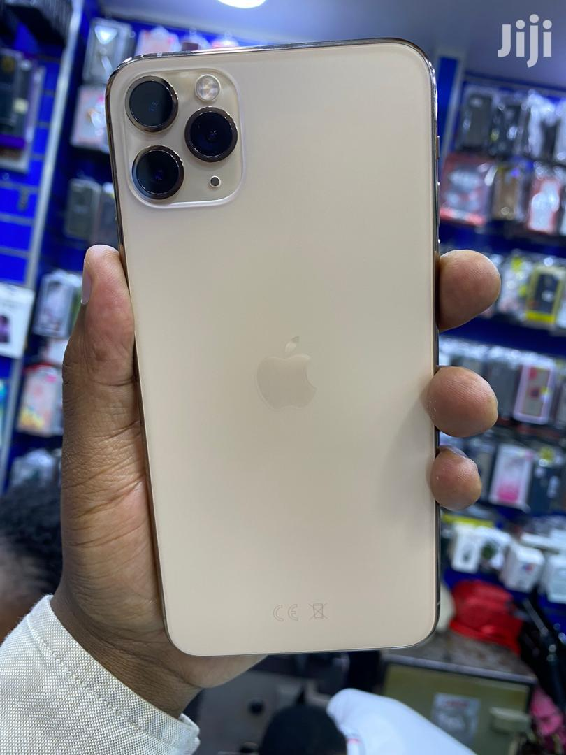 Archive: New Apple iPhone 11 Pro Max 256 GB Gold
