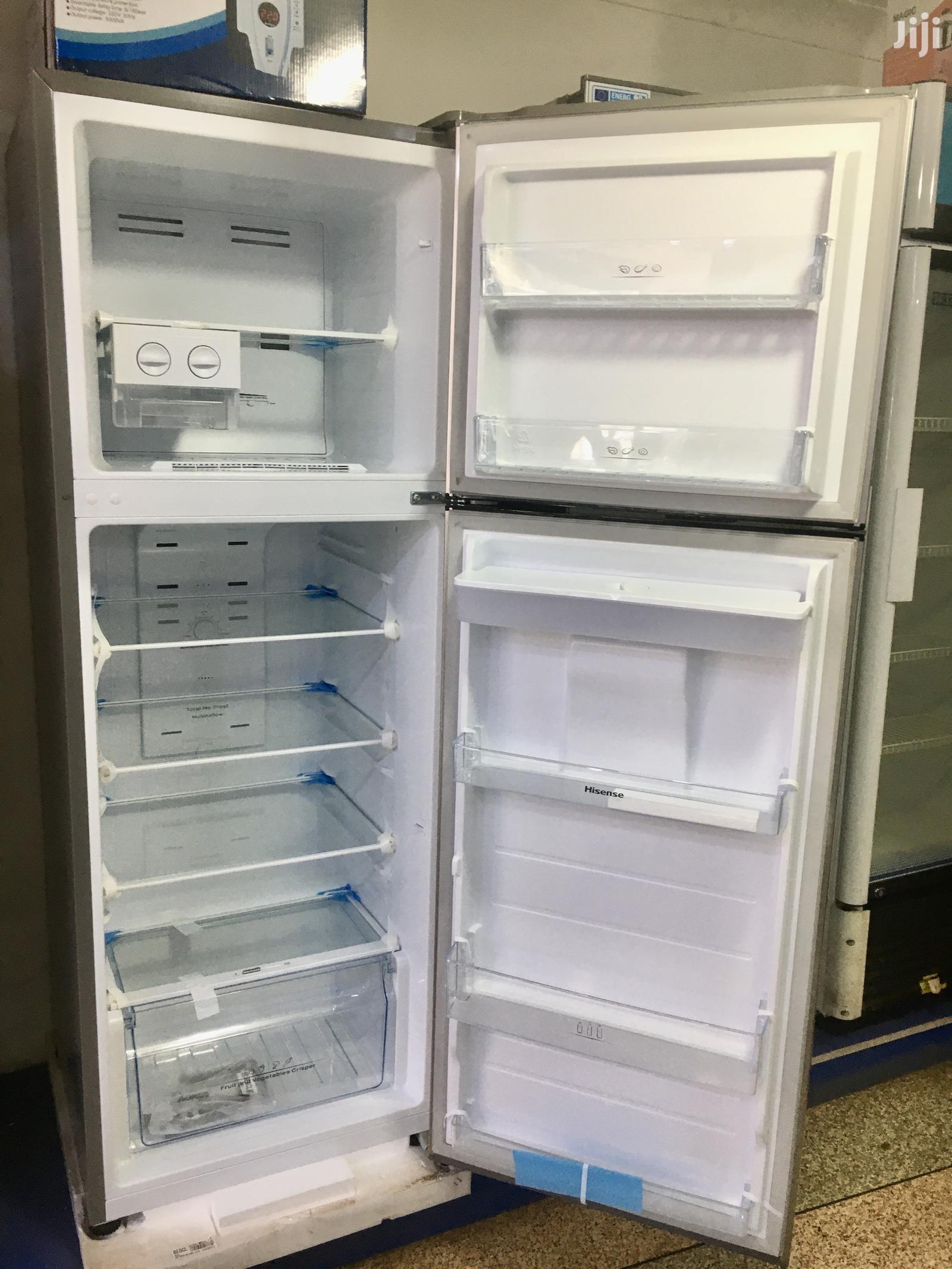 Hisense 419 Litres Refridgerator Frost Free With Dispenser   Kitchen Appliances for sale in Kampala, Central Region, Uganda