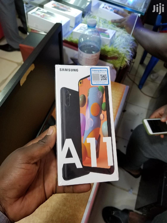 New Samsung Galaxy A11 32 GB Black