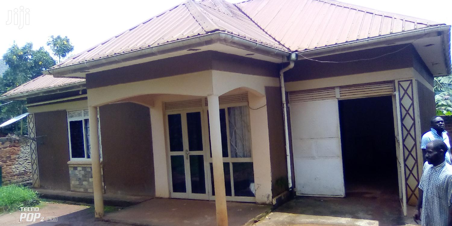 Self Contained House At Kitende Entebbe Road For Sale