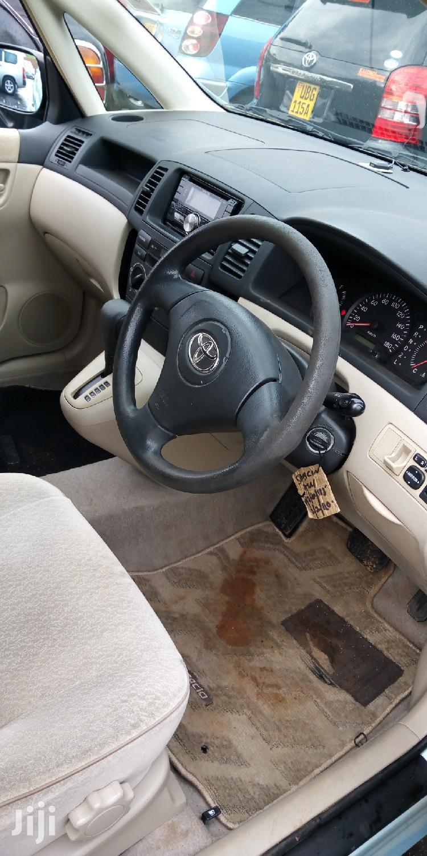 Toyota Spacio 2006 Blue   Cars for sale in Kampala, Central Region, Uganda