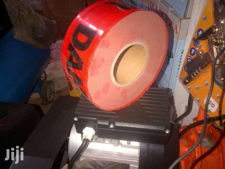 Danger Tape RSI 7458