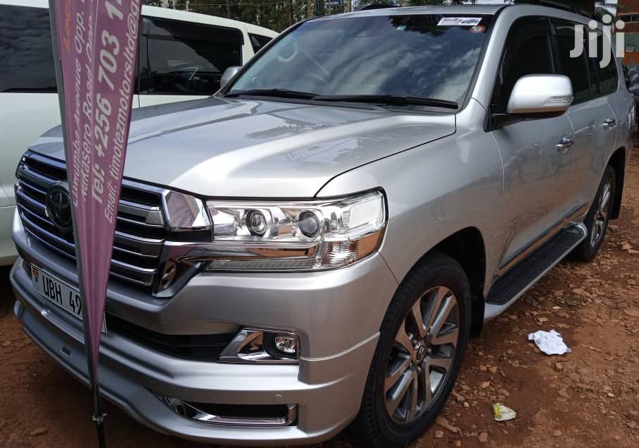 Toyota Land Cruiser 2017 Silver | Cars for sale in Kampala, Central Region, Uganda