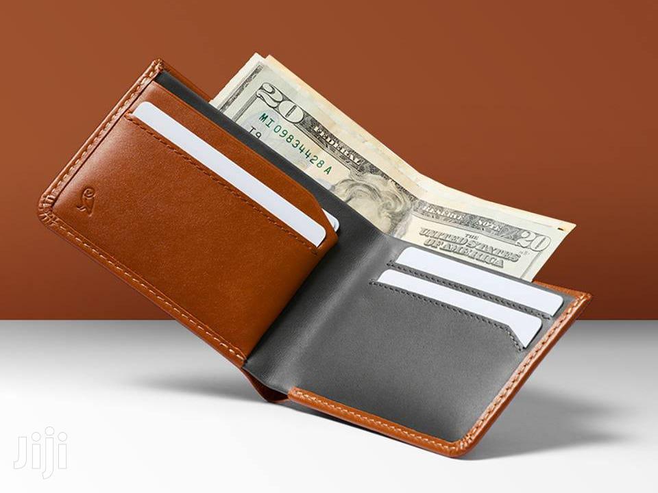 Men's Original Leather Wallets