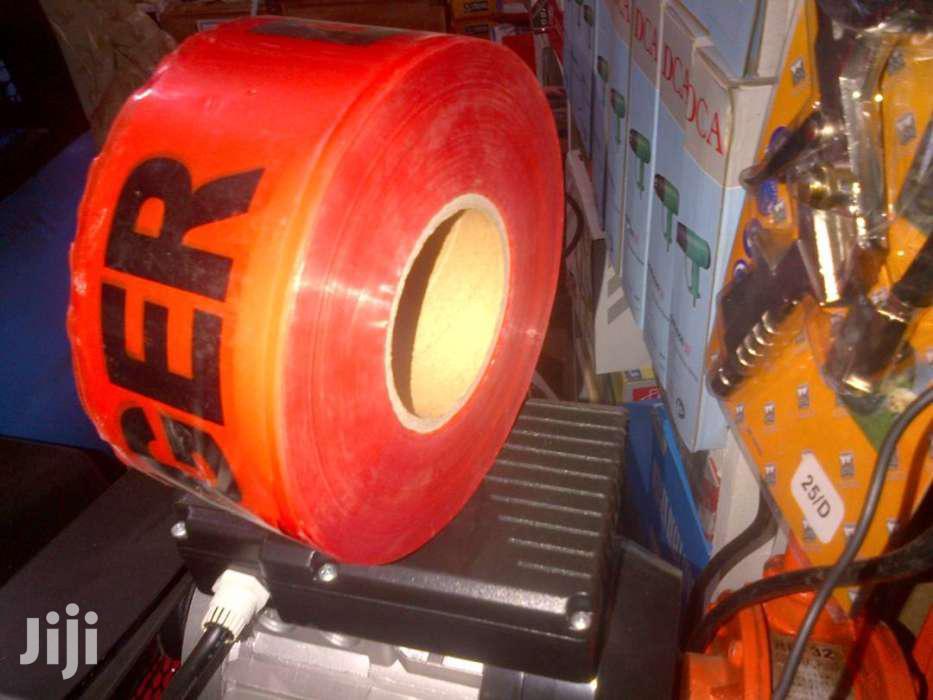 Danger Tape RSI 7458 | Safety Equipment for sale in Kampala, Central Region, Uganda