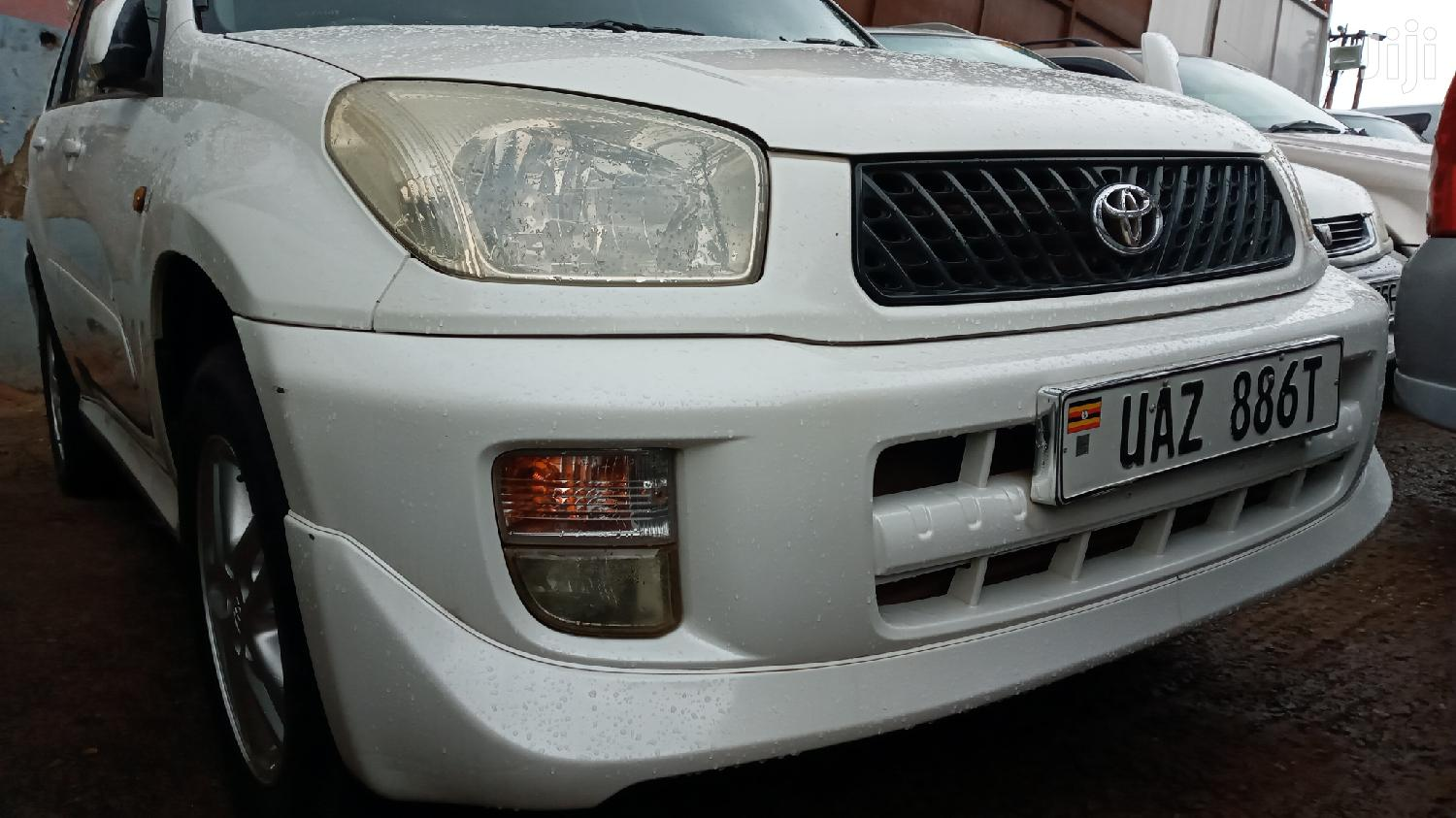 Toyota RAV4 2002 White | Cars for sale in Kampala, Central Region, Uganda