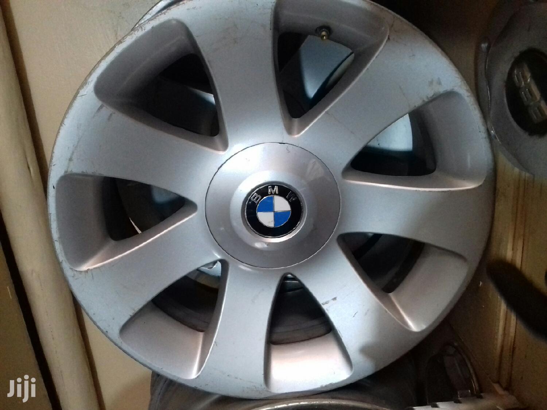 """BMW Size 18"""""""