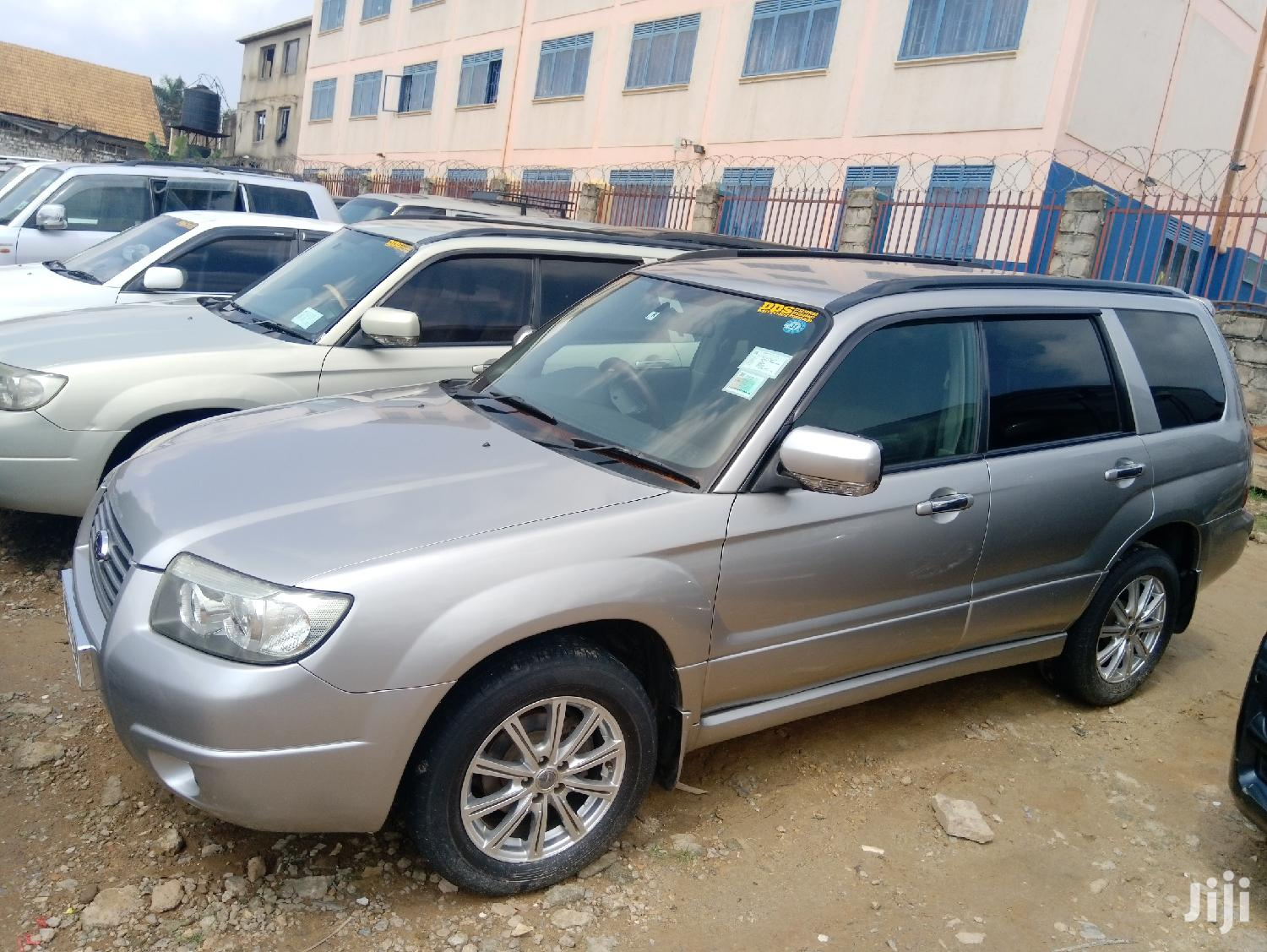 Subaru Forester 2006 Silver | Cars for sale in Kampala, Central Region, Uganda
