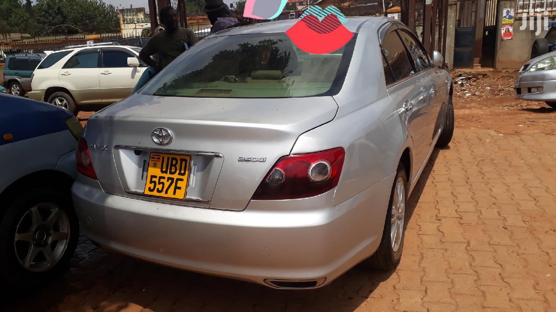 Toyota Mark X 2004 Silver | Cars for sale in Kampala, Central Region, Uganda