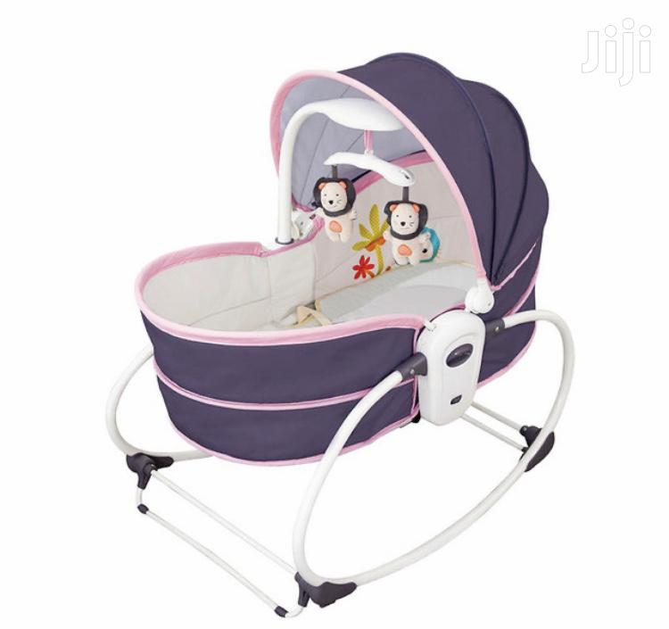 5in 1 Baby Cradle Bed