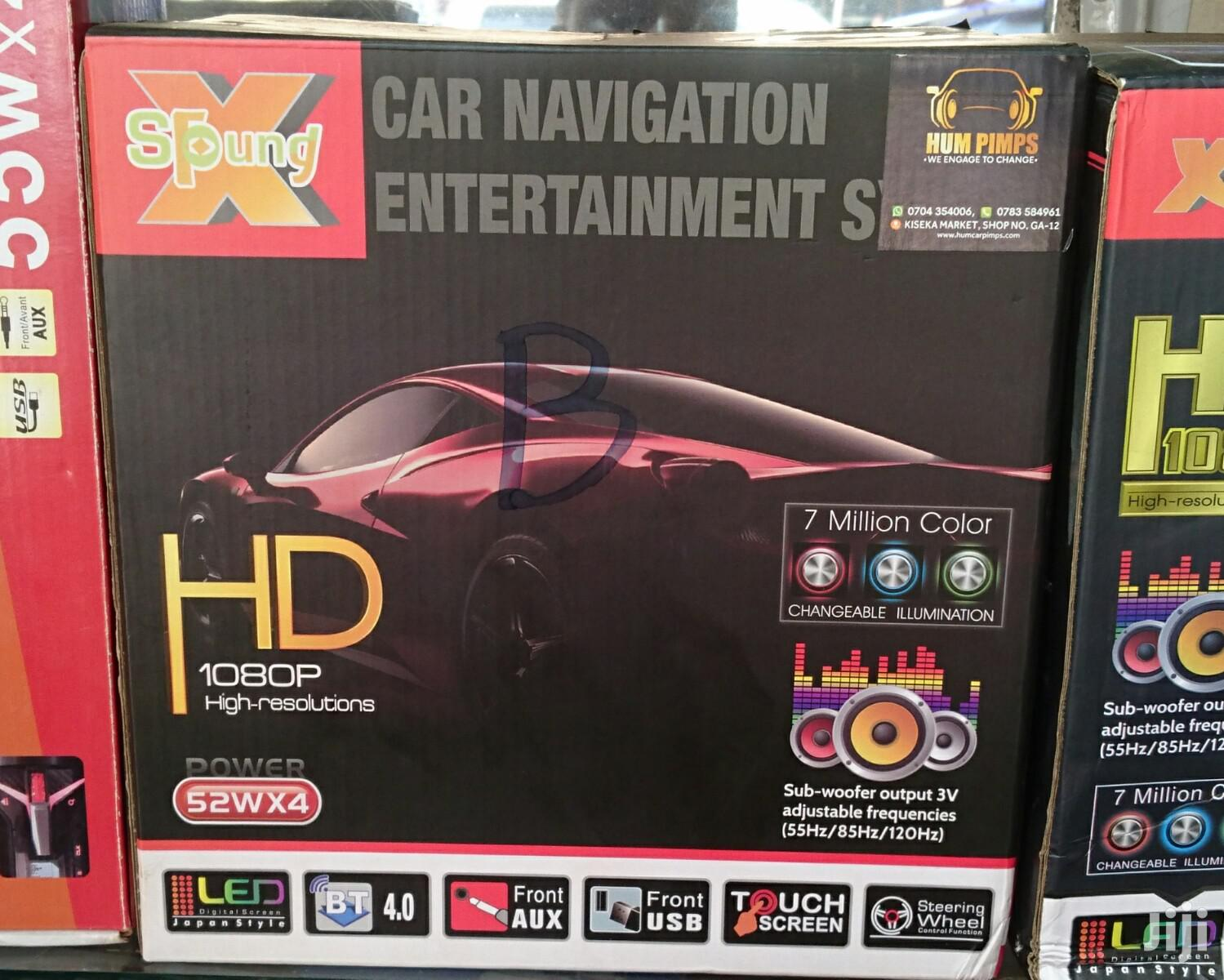 Car Screen Touch Radio | Vehicle Parts & Accessories for sale in Kampala, Central Region, Uganda