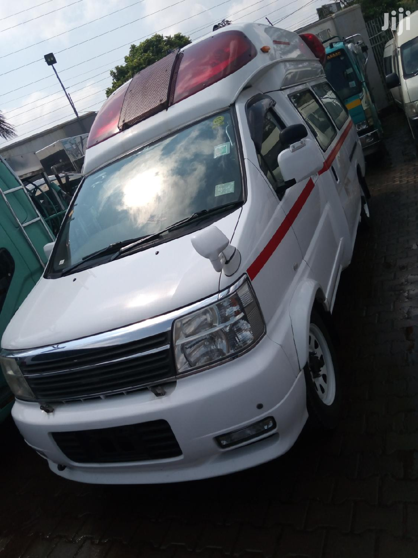 Ambulances Van