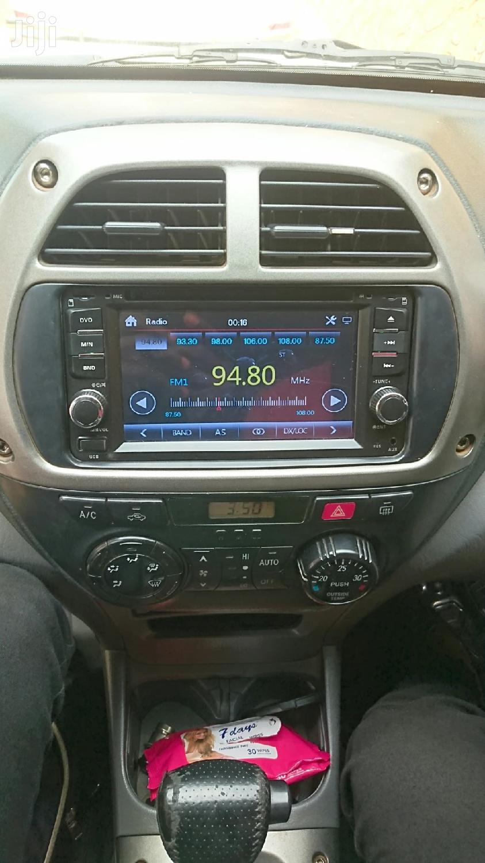 Car Screen Touch Radio