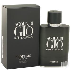 Giorgio Armani Men's Spray 100 Ml   Fragrance for sale in Central Region, Kampala