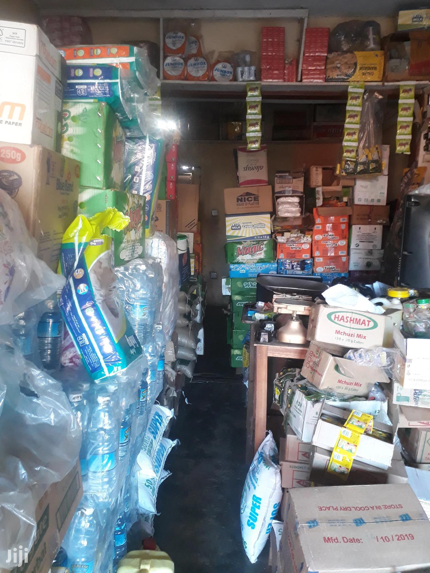 Archive: Fully Stocked Retail Shop For Sale At Kanyanya