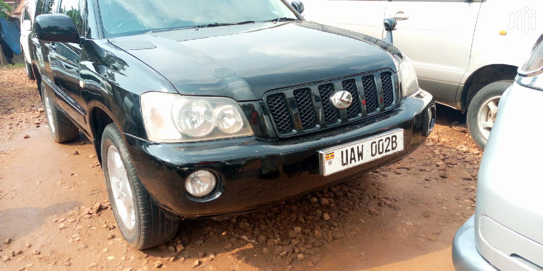 Toyota Kluger 2001 Black | Cars for sale in Kampala, Central Region, Uganda