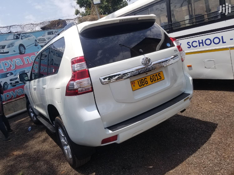 Toyota Land Cruiser Prado 2016 White | Cars for sale in Kampala, Central Region, Uganda