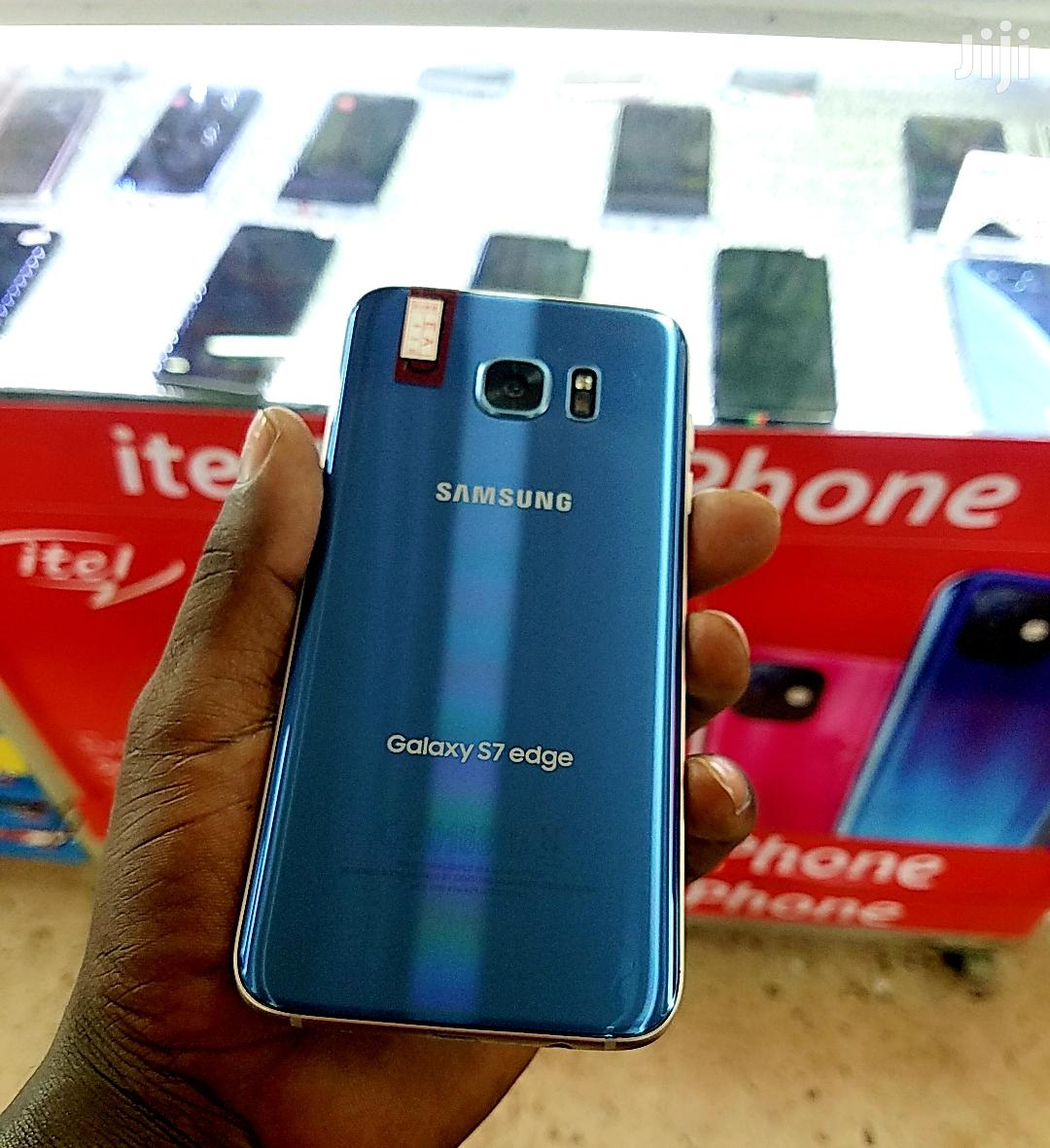 Samsung Galaxy S7 edge 32 GB Blue