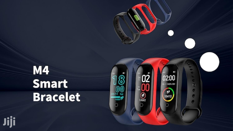 M4 Smart Bracelet | Smart Watches & Trackers for sale in Mukono, Central Region, Uganda