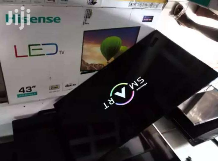 New Hisense Smart TV 43 Inches