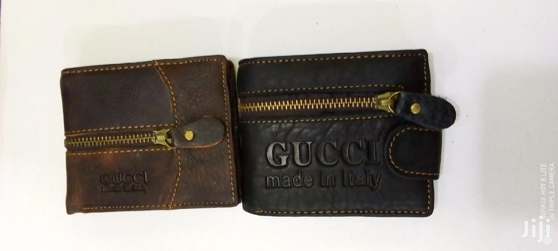 Original Gucci Leather Wallet