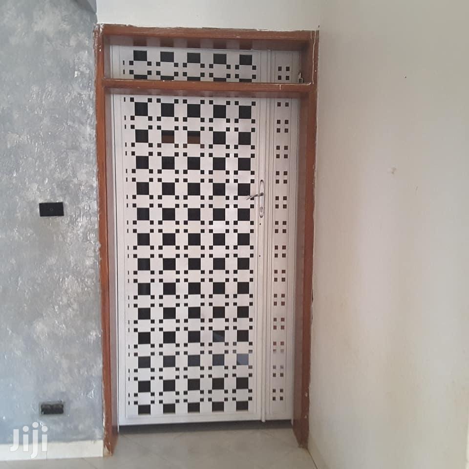 Steel Slidding Doors