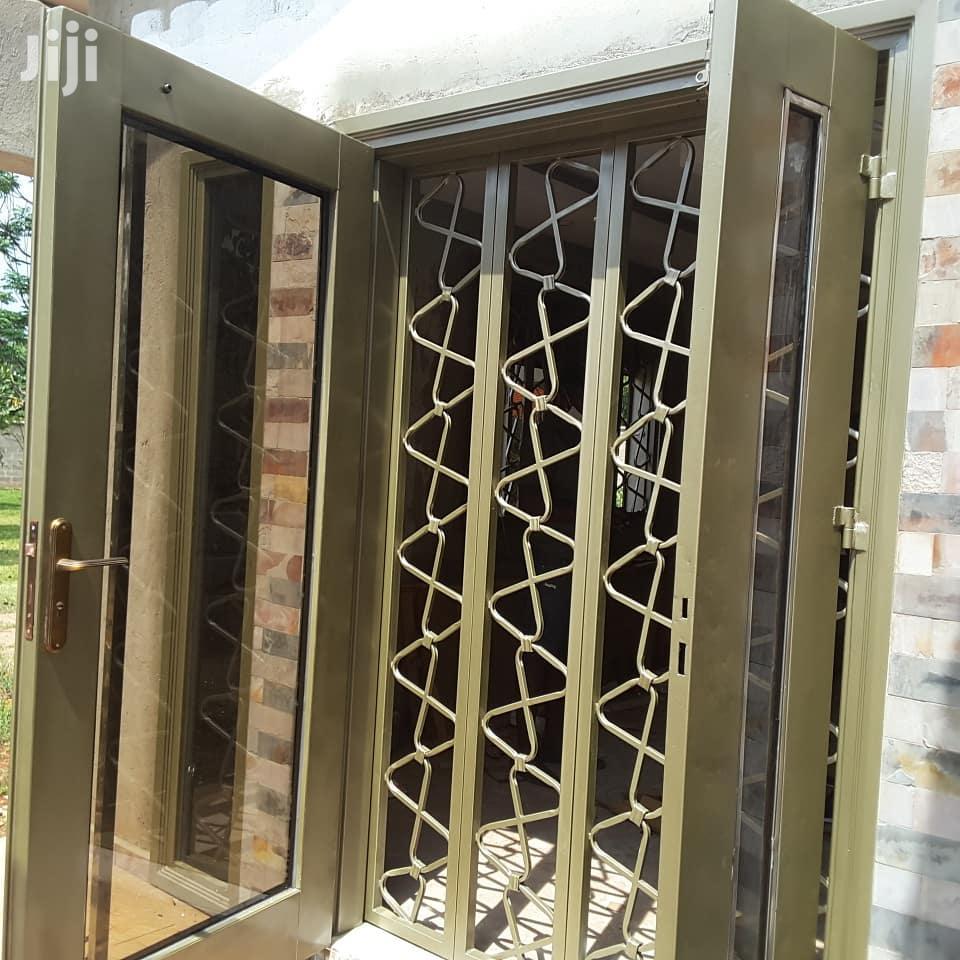 Steel Slidding Doors | Manufacturing Services for sale in Kampala, Central Region, Uganda