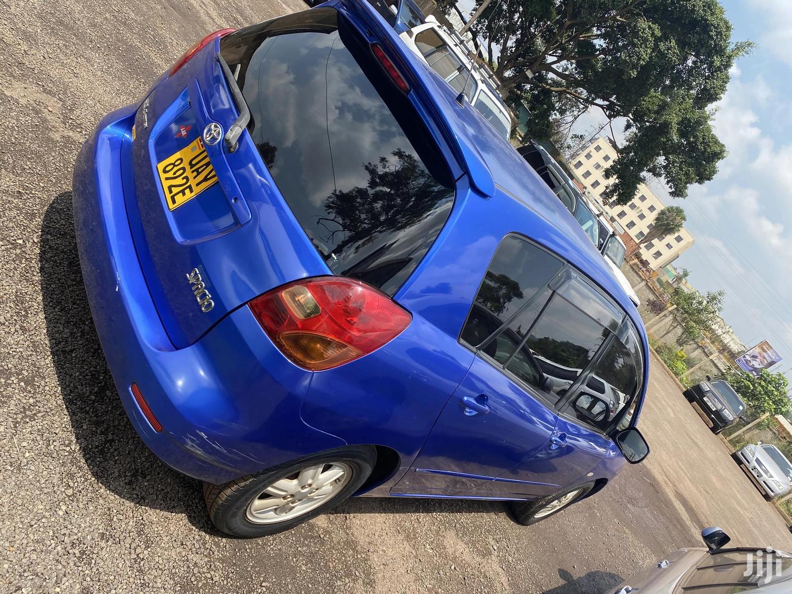 Archive: Toyota Spacio 2002 Blue