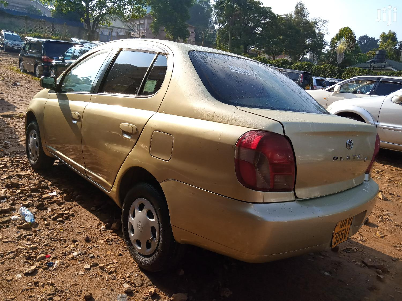 Toyota Platz 2000 Gold | Cars for sale in Kampala, Central Region, Uganda