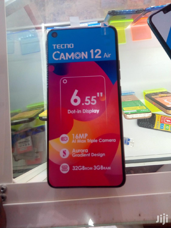 New Tecno Camon 12 Air 32 GB | Mobile Phones for sale in Iganga, Eastern Region, Uganda