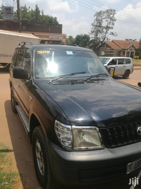 Toyota Land Cruiser Prado 2006 Black   Cars for sale in Kampala, Central Region, Uganda
