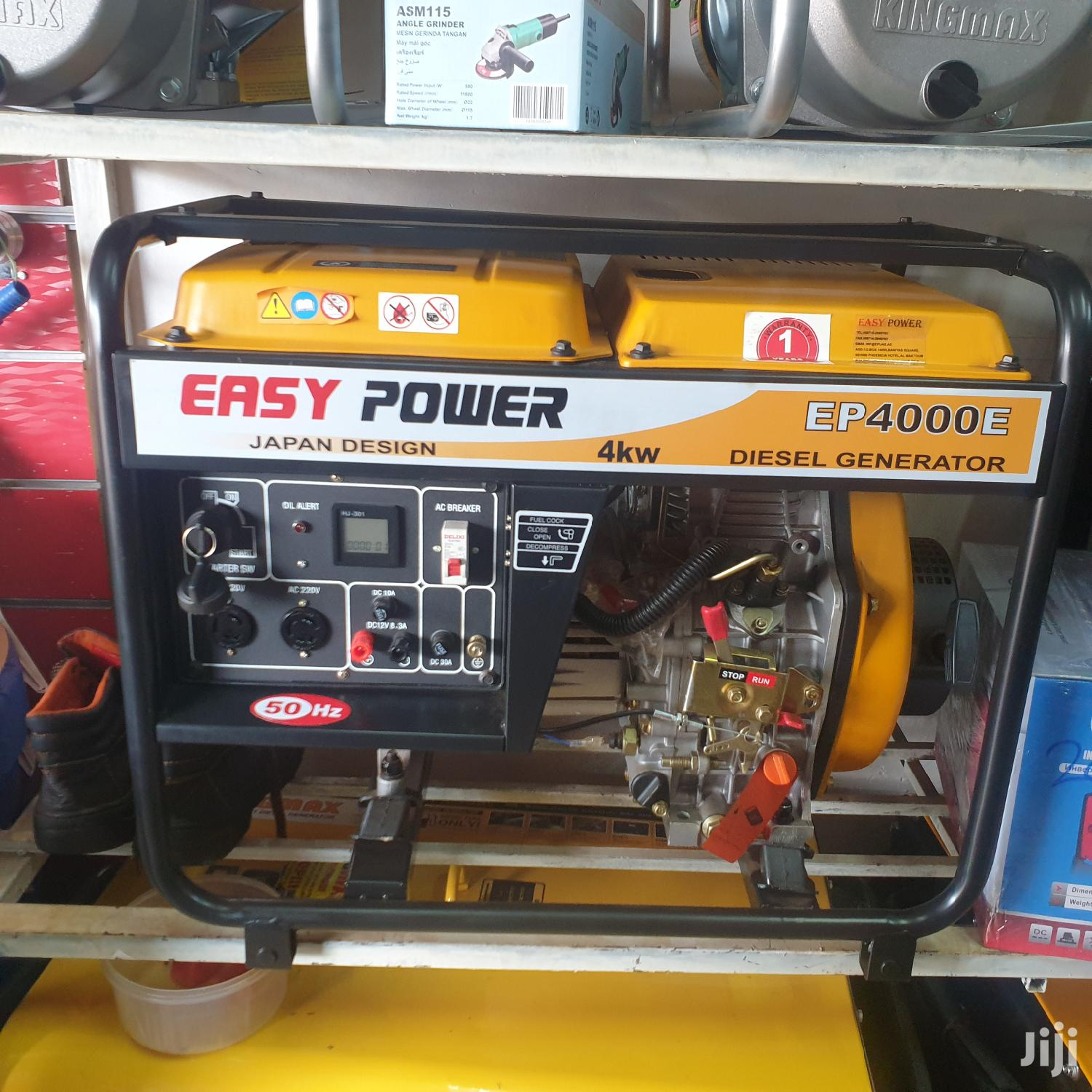 Easy Power Diesel Generator