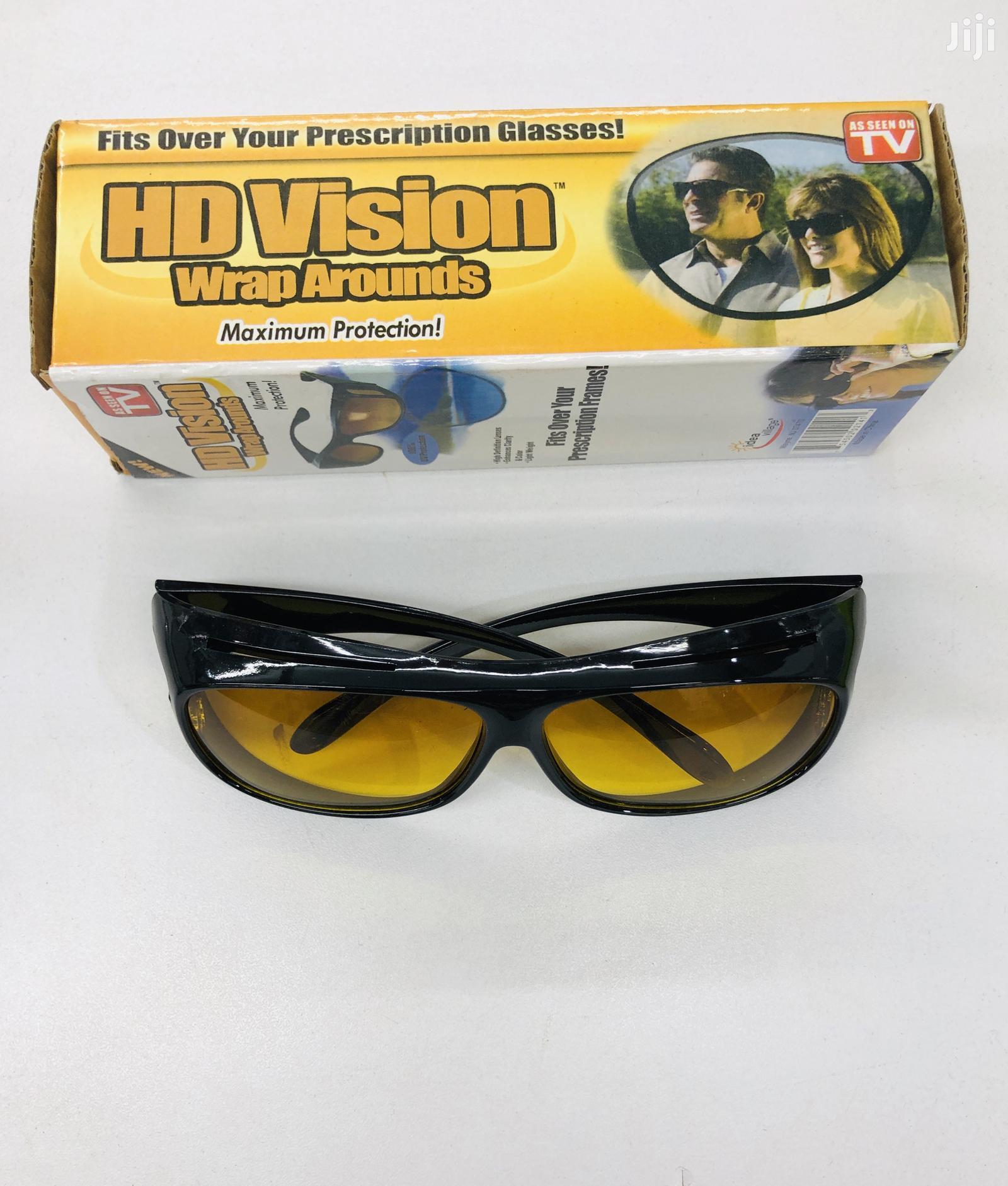Hd Vision Protective /Sun Glasses