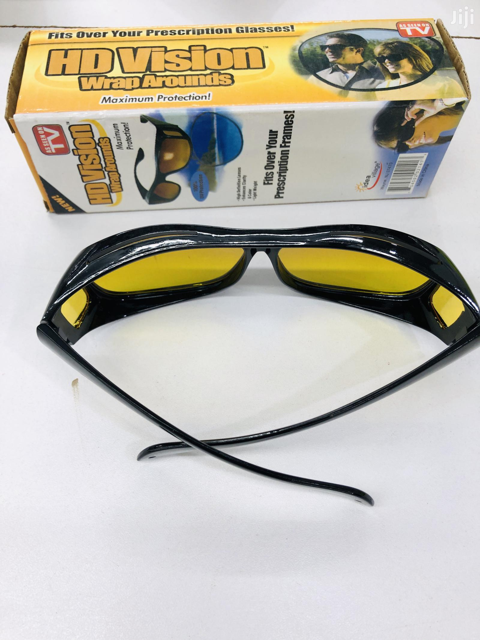 Hd Vision Protective /Sun Glasses | Clothing Accessories for sale in Kampala, Central Region, Uganda