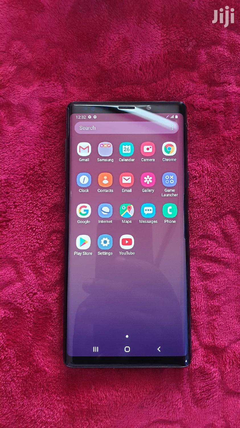 Samsung Galaxy Note 9 128 GB Black | Mobile Phones for sale in Kampala, Central Region, Uganda