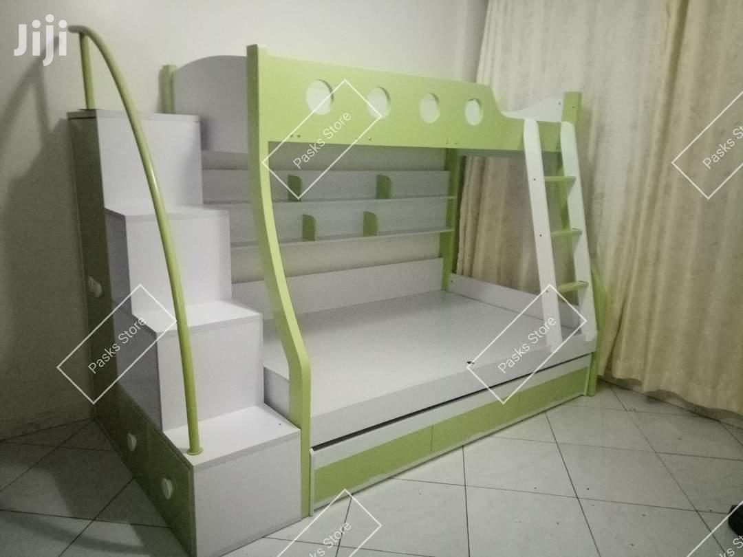 Kids Double Decker Bed | Children's Furniture for sale in Kampala, Central Region, Uganda