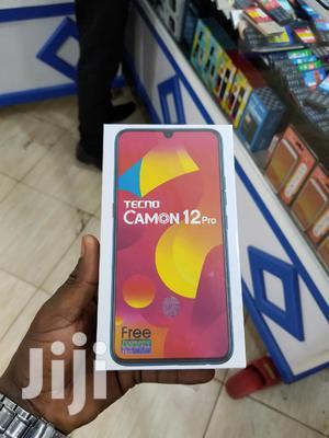 New Tecno Camon 12 Pro 64 GB Black   Mobile Phones for sale in Central Region, Kampala