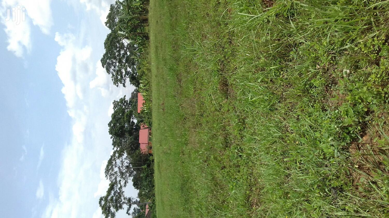 Plot for Sale in Mukono
