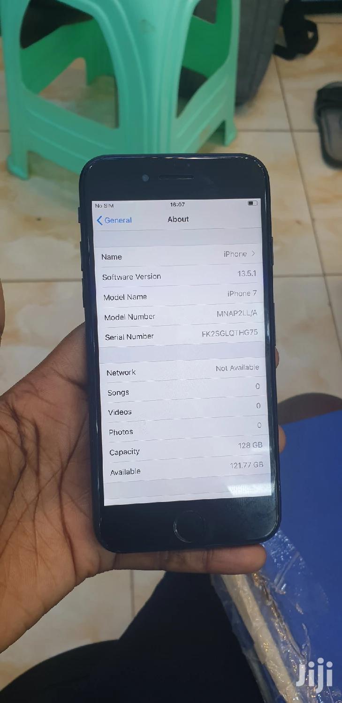 Apple iPhone 7 128 GB Black   Mobile Phones for sale in Kampala, Central Region, Uganda
