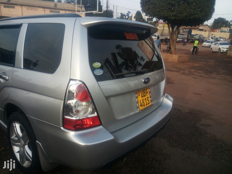 Subaru Forester 2006 Silver   Cars for sale in Kampala, Central Region, Uganda