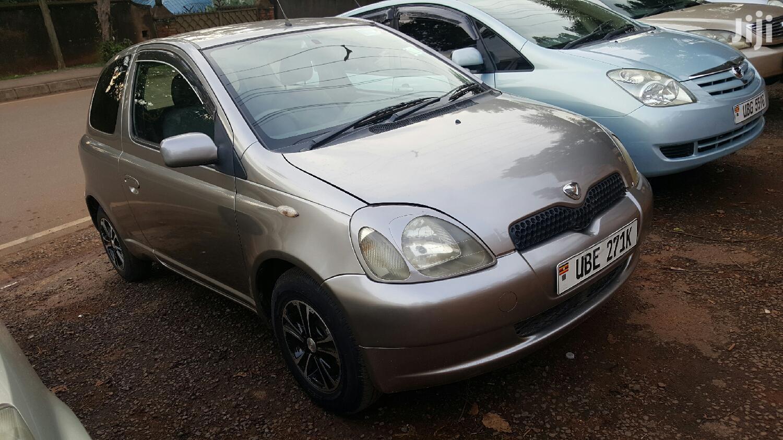 Toyota Vitz 2001 Gray | Cars for sale in Kampala, Central Region, Uganda