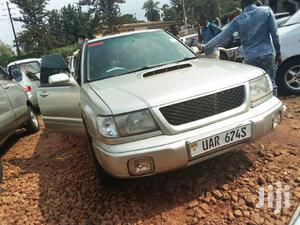Subaru Forester 1999 Silver   Cars for sale in Central Region, Kampala