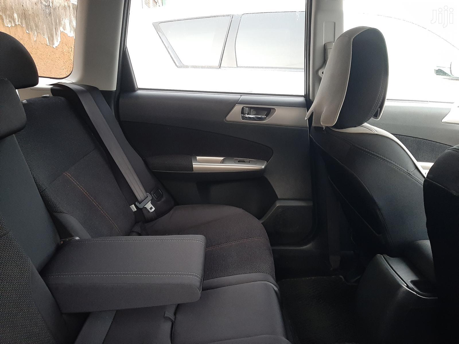 Archive: Subaru Forester 2009 Gray