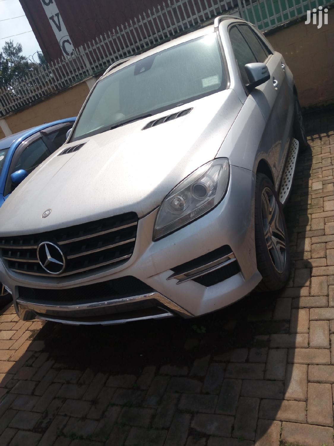 New Mercedes-Benz M Class 2011 Silver | Cars for sale in Kampala, Central Region, Uganda
