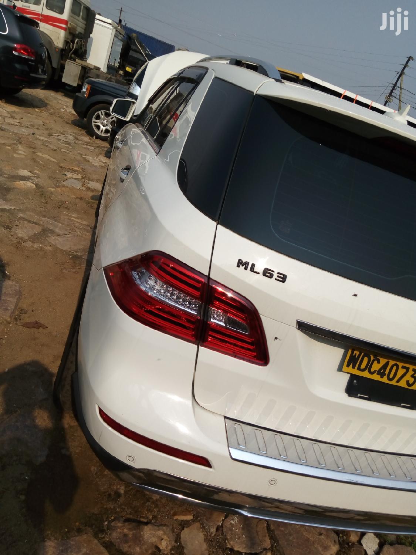 Mercedes-Benz M Class 2012 Silver | Cars for sale in Kampala, Central Region, Uganda