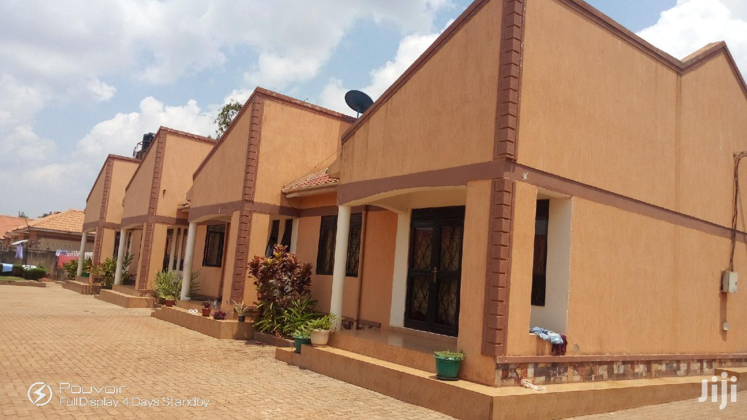 Najjera Buwate Modern 2bedrooms For Rent