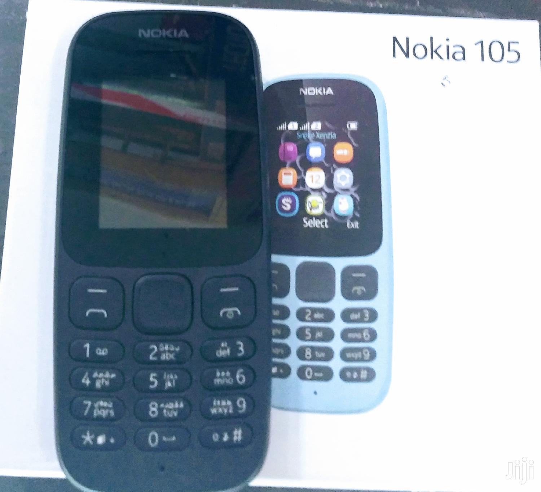 New Nokia 105 Black | Mobile Phones for sale in Kampala, Central Region, Uganda