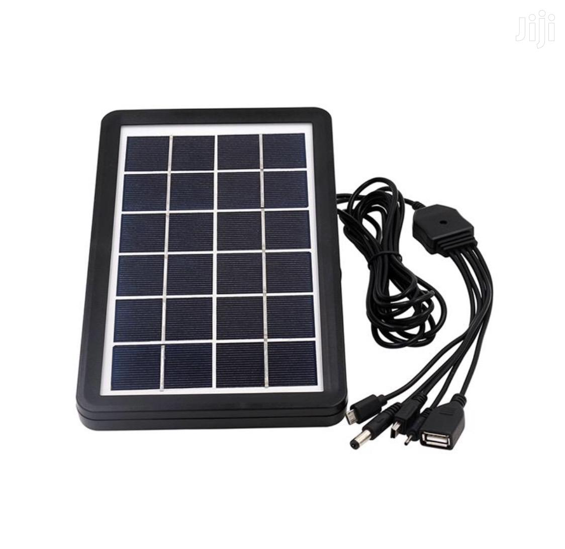 Plug and Play Multi Purpose Solar Charger | Accessories for Mobile Phones & Tablets for sale in Kampala, Central Region, Uganda