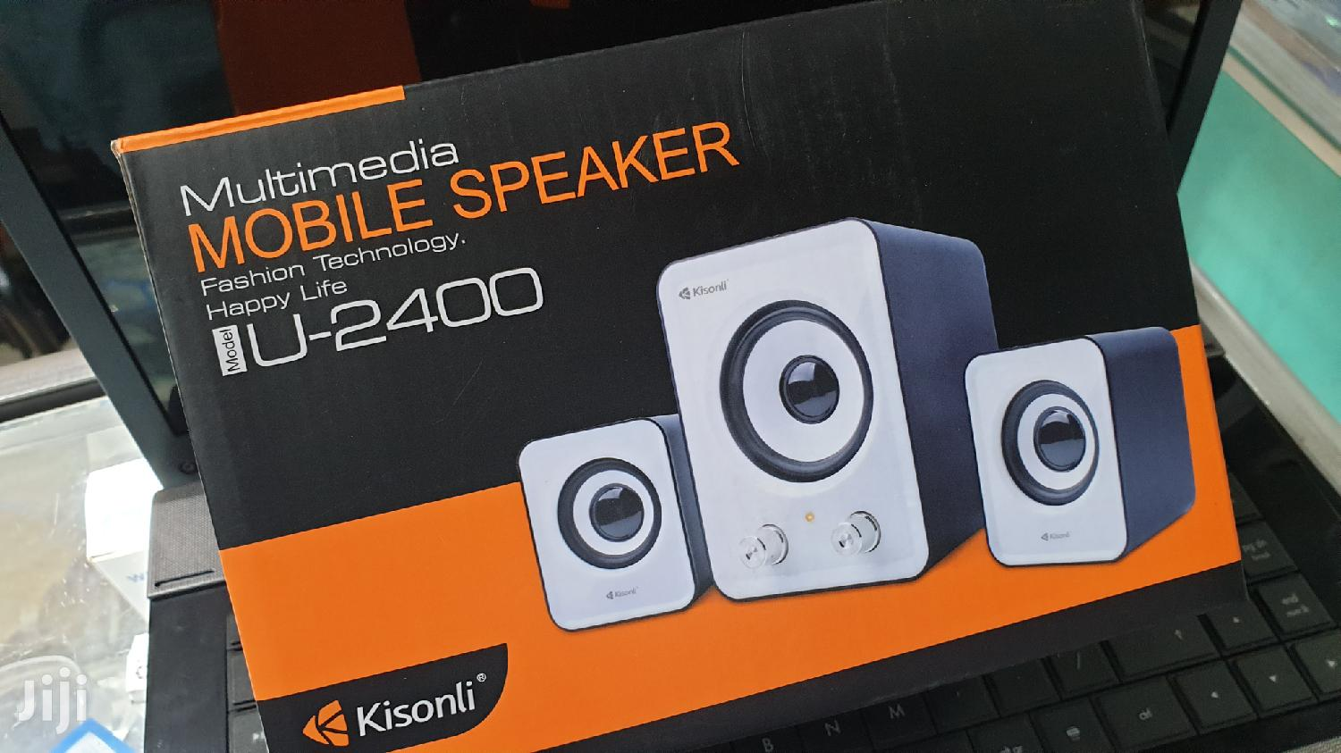 Archive: Multimedia Mobile Speakers With Subwoofer