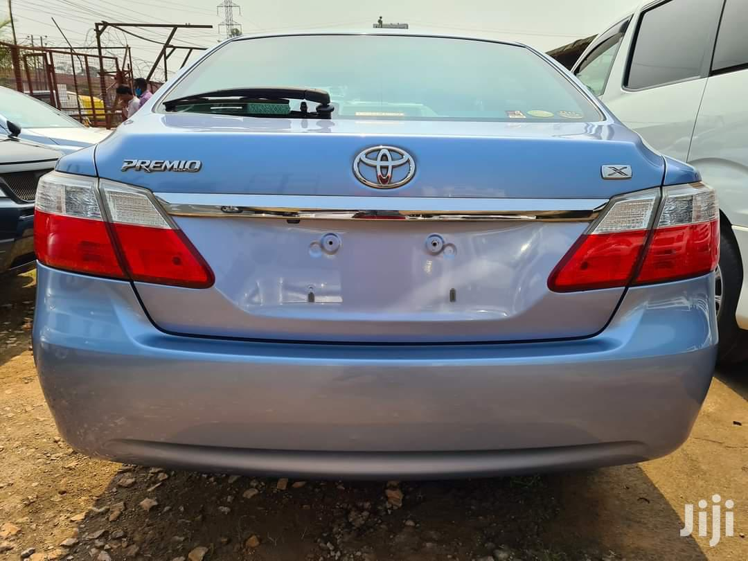Toyota Premio 2008 Blue | Cars for sale in Kampala, Central Region, Uganda